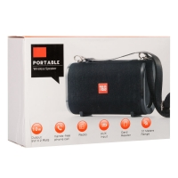 Портативная колонка T&G Portable Wireless Speaker
