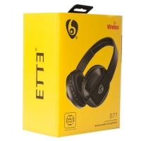 Беспроводные наушники с микрофоном ETTE S77 Bluetooth оптом
