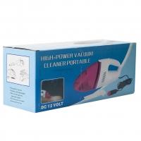 Автомобильный пылесос High-power Vacuum Cleaner Portable DC 12V