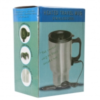 Термокружка c подогревом Heated travel mug