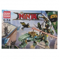 Конструктор Ninja 451 оптом