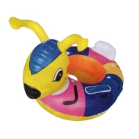 Круг для плавания с сиденьем Жучок