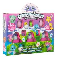 Набор коллекционных игрушек HatchWizard Magic Peteggs
