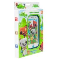 4D интерактивный телефон Счастливые игрушки ОПТОМ