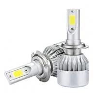 Светодиодные лампы в машину head light н7