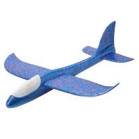 Метательный планер самолет 35 см