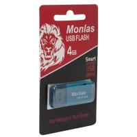 Флеш-накопитель Monlas 4 Gb 3.0