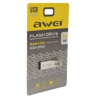 Флеш-накопитель Awei 64 Gb 3.0