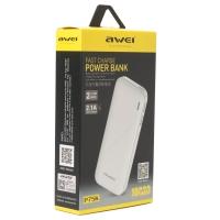 Внешний аккумулятор Powerbank  Awei P75K 10000mAh