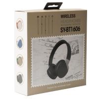 Наушники с микрофоном Wireless Headphones SY-BT1606