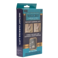 Волшебные заглушки для сережек MAGICBAX 2 пары