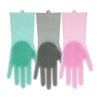 Универсальные силиконовые перчатки
