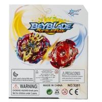 Набор волчок и спусковой механизм BeyBlade Xeno Xalibur