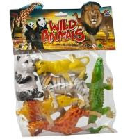 Фигурки диких животных Wild Animals