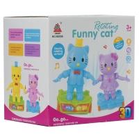 Набор Funny cat Rotating ND096