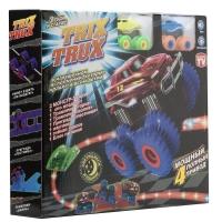 Канатный трек Trix Trux + 2 машинки