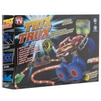 Канатный трек Trix Trux +1 машинка