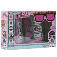 Игровой набор Куклы-сюрпризы и очки