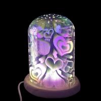 Ночники- светильники 3D колба