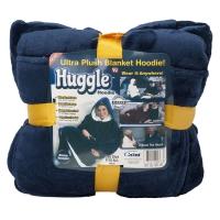 Одеяло-балахон Huggle hoodie
