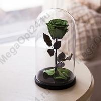 Роза в колбе Классик 20 см
