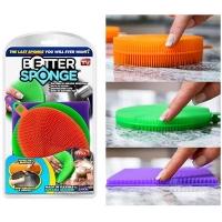 Набор универсальных силиконовых губок Better Sponge