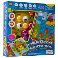 Мозаика для малышей Цветная фантазия оптом