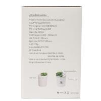 Аромадиффузор увлажнитель воздуха c подсветкой Succulets оптом
