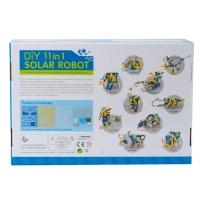 Конструктор на солнечных батареях 11 в 1 оптом