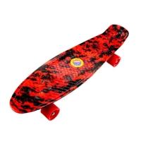 Скейтборд из пластика 67*18,5 оптом