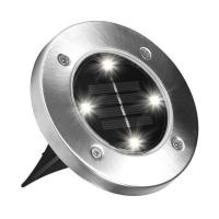 Подсветка на солнечных батареях Disk lights