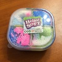 Шариковый пластилин Hello Soft оптом