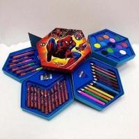 Набор канцелярских предметов для детей Человек паук