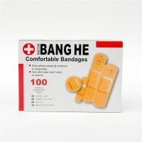 Набор бактерицидных пластырей Bang He оптом