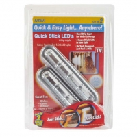 LED светильники Quick Stick