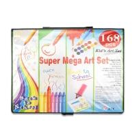 Набор для рисования Super Mega Art Set 168 оптом