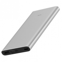 Внешний аккумулятор Xiaomi Mi Power Bank 3 10000 mAh Type-C Silver оптом