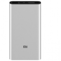 Внешний аккумулятор Xiaomi Mi Power Bank 3 10000 mAh Type-C Silver