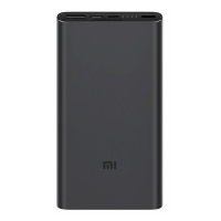 Внешний аккумулятор Xiaomi Mi Power Bank 3 10000 mAh Type-C Black
