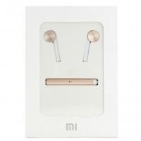 Наушники Xiaomi Hybrid Dual Drivers Headphones WHITE / GOLD оптом
