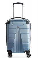 Комплект из двух чемоданов (голубой металик)