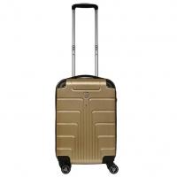 Комплект из двух чемоданов (светло-коричневые)