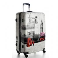 Комплект из двух чемоданов Англия