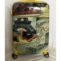 Комплект из двух чемоданов Бабочка