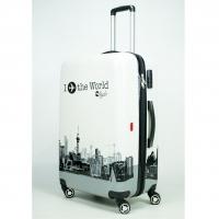 Комплект из двух чемоданов I the World