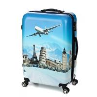 Комплект из двух чемоданов Путешествия