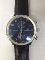 Часы IWC (кварцевый хронограф)