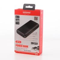Внешний аккумулятор ipipoo LP-3 оптом