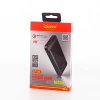 Внешний аккумулятор ipipoo LP-26 Quick Charge 3.0 оптом