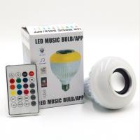 Умная лампочка Led Music Bulb оптом